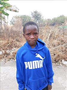 Maxiwell, aged 12, from Zambia, is hoping for a World Vision sponsor
