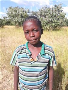 Choose a child to sponsor, like this little boy from Keembe, Alady age 8