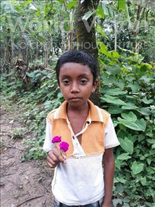 Jahid, aged 9, from Bangladesh, is hoping for a World Vision sponsor