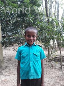 Choose a child to sponsor, like this little boy from Ghoraghat, Nayeem age 8