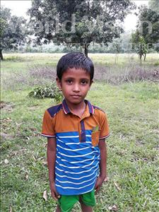 Mehedi, aged 6, from Bangladesh, is hoping for a World Vision sponsor