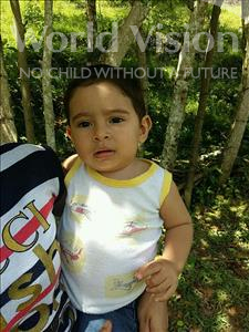 Choose a child to sponsor, like this little boy from Maya, Osmin Donaldo age 1