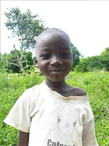 Choose a child to sponsor, like this little boy from Pheone, Tario age 7