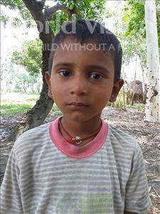 Choose a child to sponsor, like this little boy from Sarlahi, Bikash Kumar age 7