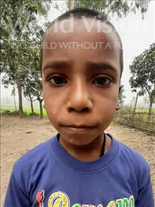 Rajagir Kumar, aged 9, from Nepal, is hoping for a World Vision sponsor