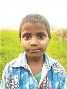 Choose a child to sponsor, like this little girl from Sarlahi, Rani Kumari age 7