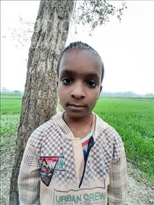 Chanchal Kumari, aged 8, from Nepal, is hoping for a World Vision sponsor