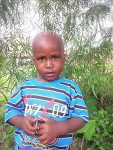 Choose a child to sponsor, like this little boy from Tegloma, Alhaji age 2