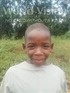Choose a child to sponsor, like this little boy from Kibiga-Mulagi, Kamadah age 11