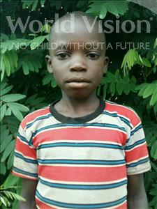 Choose a child to sponsor, like this little boy from Ntwetwe, Johnson age 7