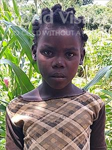 Choose a child to sponsor, like this little girl from Kazuzo, Regina Francisco age 10