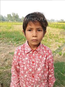 Choose a child to sponsor, like this little girl from Sarlahi, Bipati Kumari age 5