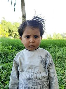 Choose a child to sponsor, like this little girl from Sarlahi, Ayesha age 3