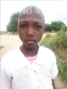 Choose a child to sponsor, like this little girl from Kilimatinde, Elizabeth Mpiga age 9