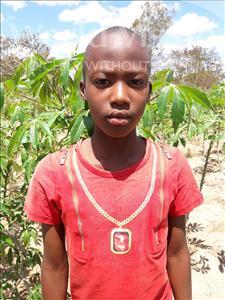 Choose a child to sponsor, like this little boy from Kilimatinde, Boniphace Kashinje age 10