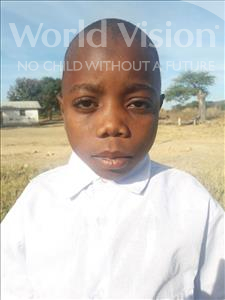 Blezi Michael, aged 8, from Tanzania, is hoping for a World Vision sponsor