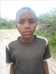 Paulo Ngunda, aged 10, from Tanzania, is hoping for a World Vision sponsor
