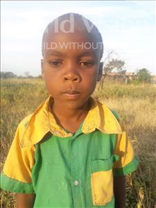 Choose a child to sponsor, like this little boy from Kilimatinde, Kevin Daniel age 7
