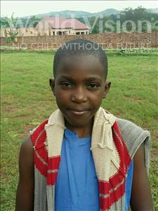 Choose a child to sponsor, like this little girl from Ntwetwe, Alice age 12