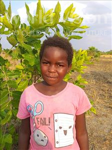 Choose a child to sponsor, like this little girl from Keembe, Ireen age 9