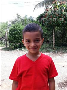 Choose a child to sponsor, like this little boy from Maya, Mayquel Said age 6