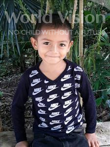Choose a child to sponsor, like this little boy from Maya, Lazaro age 7