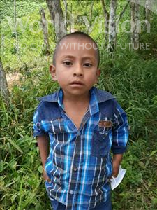 Choose a child to sponsor, like this little boy from Maya, Denner Omar age 5