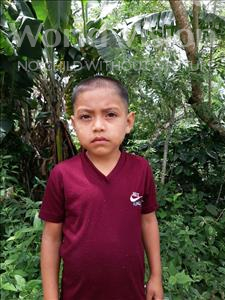Choose a child to sponsor, like this little boy from Maya, Franklin Jonathan age 6