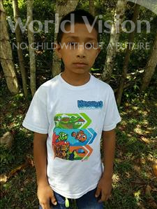 Choose a child to sponsor, like this little boy from Maya, Carlos Noel age 10