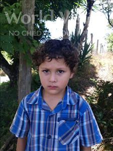 Choose a child to sponsor, like this little boy from Maya, Pablo Jose age 6