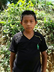 Choose a child to sponsor, like this little boy from Maya, Abel Eliover age 11