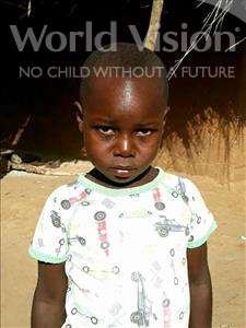 Choose a child to sponsor, like this little boy from Kazuzo, Heictor Nelson age 5