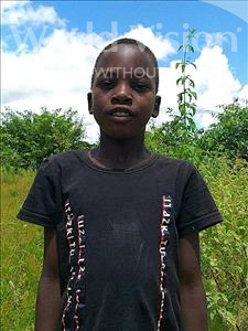 Choose a child to sponsor, like this little boy from Namaita, Sergio Samuel age 11