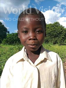 Choose a child to sponsor, like this little boy from Pheone, Jose Jorge age 7