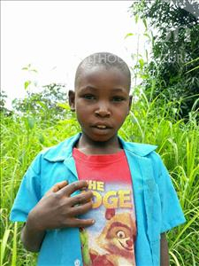Choose a child to sponsor, like this little boy from Pheone, Jovito age 10