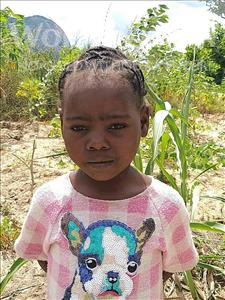 Choose a child to sponsor, like this little girl from Pheone, Celina age 6