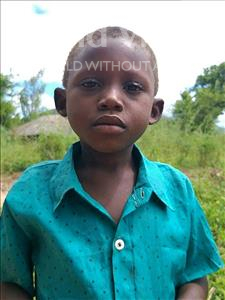 Choose a child to sponsor, like this little boy from Pheone, Tercio Daniel age 7