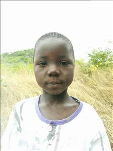 Choose a child to sponsor, like this little boy from Pheone, Raisson Tomas age 7