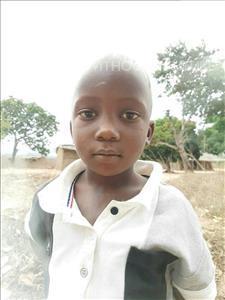 Choose a child to sponsor, like this little boy from Pheone, Toque Antonio Jose age 5