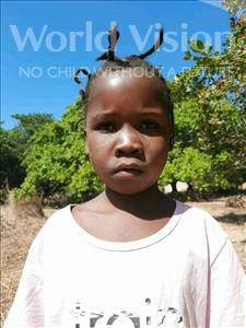 Choose a child to sponsor, like this little girl from Pheone, Sonia age 6