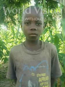 Choose a child to sponsor, like this little boy from Thundu, Henry age 8