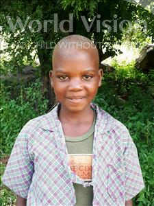 Choose a child to sponsor, like this little boy from Thundu, Josephy age 8
