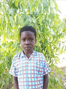 Choose a child to sponsor, like this little boy from Thundu, Davison age 8