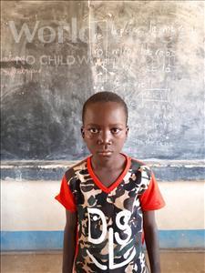 Choose a child to sponsor, like this little boy from Komabangou, Abdoulaye Djalilou age 8