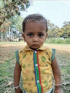 Choose a child to sponsor, like this little boy from Sarlahi, Mohamad Masum Raja age 2