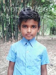 Choose a child to sponsor, like this little boy from Sarlahi, Ram Kewal age 9