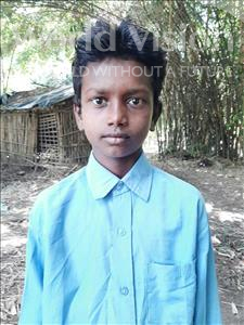 Choose a child to sponsor, like this little boy from Sarlahi, Ranjan age 11