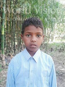 Choose a child to sponsor, like this little boy from Sarlahi, Dilip age 10
