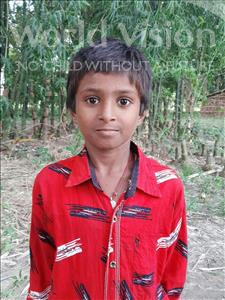 Binit, aged 11, from Nepal, is hoping for a World Vision sponsor