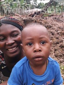 Choose a child to sponsor, like this little boy from Imperi, Joseph Foday age 2